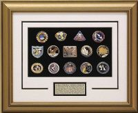 Framed Pin Sets